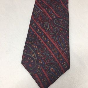 Rooster Silk Tie